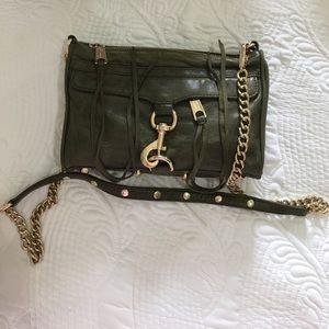 Rebecca Minkoff Handbags - Auth Rebecca Minkoff crossbody Clutch Mini Mac