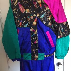 KAOS Other - Vintage woman's leisure outfit by Andy Johns.