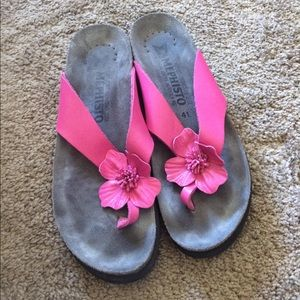 Mephisto Shoes - Cute Pink Mephisto Sandals