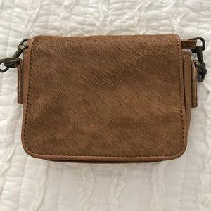 Liebeskind Handbags - Liebeskind Genuine leather calf hair small bag
