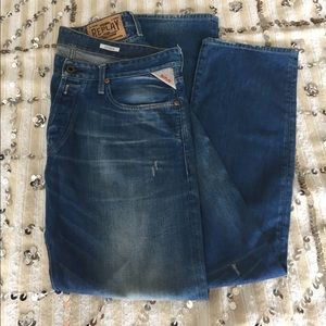 Replay Other - Replay Jennon Jeans 36x32
