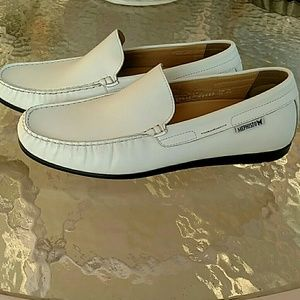 Mephisto Other - Mephisto NWOT white loafers
