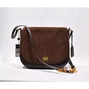 Ralph Lauren Handbags - Lauren Ralph Lauren cross body bags, reddish brown