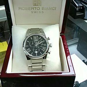 Roberto Bianci Accessories - Roberto Bianci watch