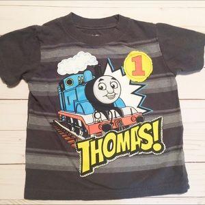 Thomas & Friends Other - •1st Birthday Tee•