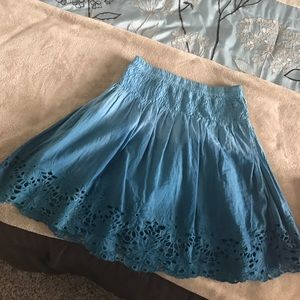 PacSun Other - High waisted mini skirt🌟 for kids!! Super small