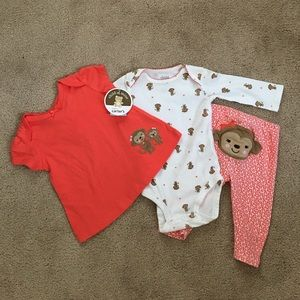 Child of Mine Other - 🐵Carters 3 Piece set🐵