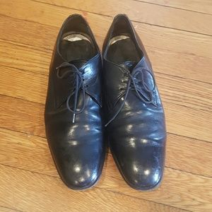 To Boot Other - TO BOOT SIZE 8 BLACK LEATHER SHOES