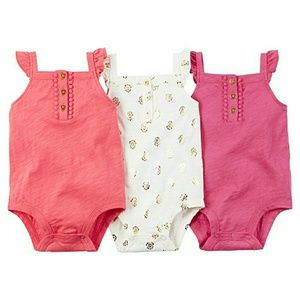 Carter's Other - 3 carter's 9 months bodysuits onsies
