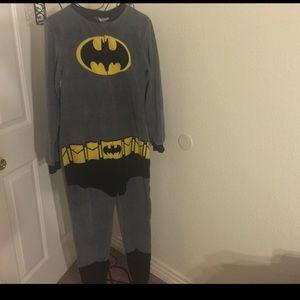 Batman Other - Batman onsie costume