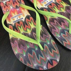 76ffe52793c20 Havaianas Shoes - Missoni Havaianas