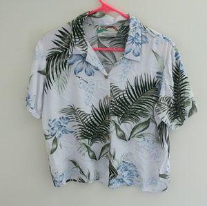 Vintage Tops - Vintage Hawaiian shirt