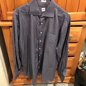 Peter Millar Other - Peter Millar striped shirt Sz cl