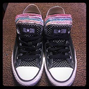 Converse Shoes - 👟 Converse Polkadot Chuck Taylor's Shoes