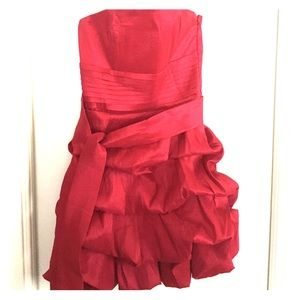 """Antique red"" dress !"