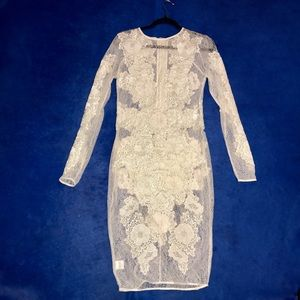 House of CB Dresses & Skirts - Large House of CB Lace Dress