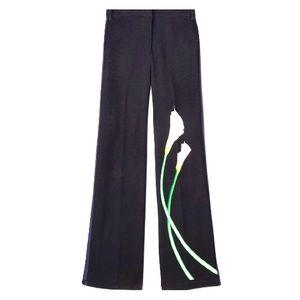 Victoria Beckham Pants - NWT Victoria Beckham calla lily pants sz 2