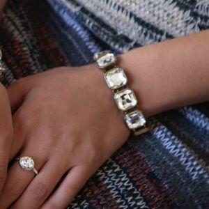 Chloe + Isabel Jewelry - ▫️Chloe and Isabel Retro Glam Crystal Bracelet▪️