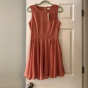 Maison Jules Fit and Flair dress