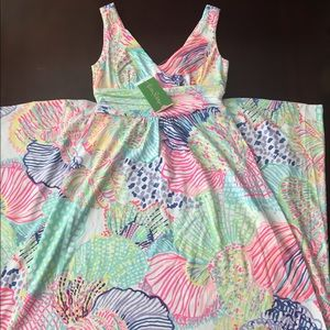 NWT!!! Lilly Pulitzer Sloane Maxi Dress!!