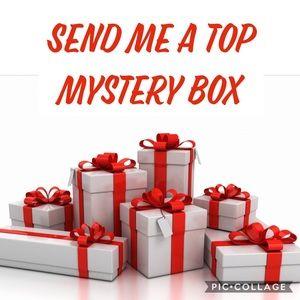 Tops - Send Me A Top- 1 Item Mystery Box