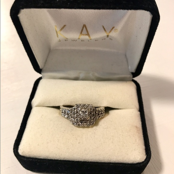 87% off Kay Jewelers Jewelry 💙FLASH SALE💙Kay Jewelers Engagement Ring &a