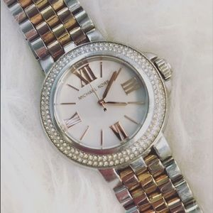 MICHAEL KORS Two-tone Watch