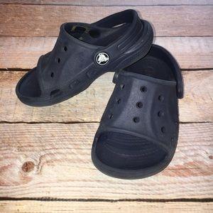 CROCS Other - GUC Crocs Sandals c8/9
