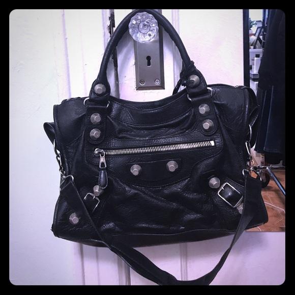 4a4e1fd2b8 Balenciaga Handbags - Balenciaga City Giant 21 Bag GSH