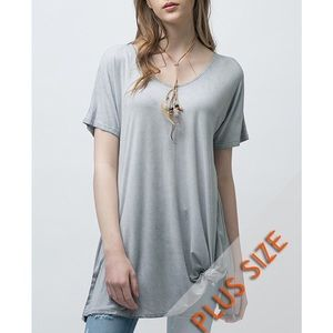 Andree Tops - Mineral Wash Plus Top