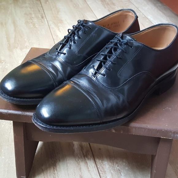Johnston Murphy Optima Leather Dress