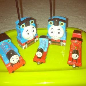 Thomas & Friends Other - Thomas the Train Walkie Talkie & Connecting Trains