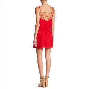 Haute Hippie Dresses & Skirts - Haute Hippie Silk Minidress