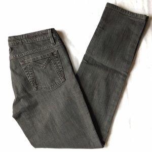 Marc by Marc Jacobs Denim - Marc Jacobs Christie Grey Low Rise Skinny Jeans