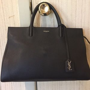 19a509e48069 Yves Saint Laurent Bags - Yves Saint Laurent Cabas Rive Gauche Bag