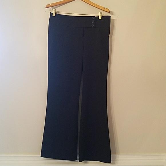Joe Benbasset Pants Miami Fit Lowrise Trousers Flare
