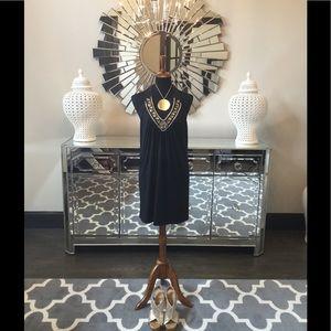 Faith Connexion Dresses & Skirts - Faith Connexion Jeweled Halter Dress