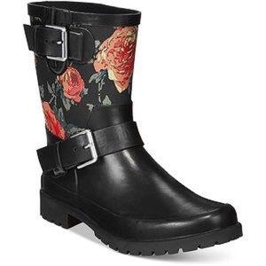 Lauren Ralph Lauren Shoes - Ralph Lauren Floral Mora Rain Work Boots