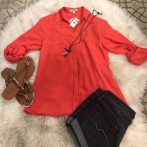 Express Portofino Shirt NWT