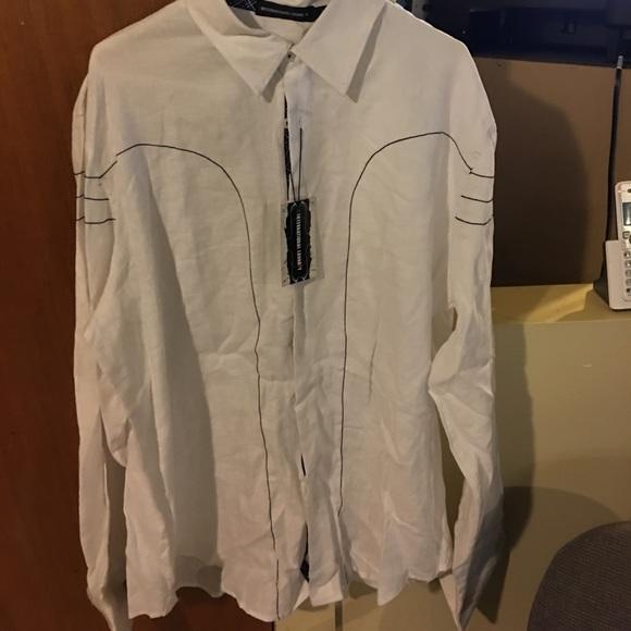 international laundry Other - White Linen Shirt