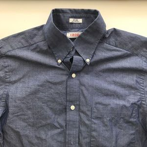 Izod Other - Men's Izod Button Down Long Sleeve