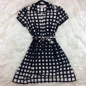 Suzy Chin Dresses & Skirts - SUZI CHIN FOR MAGGY BOUTIQUE Size 10 Shirt Dress