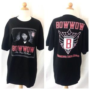"Alstyle Other - Bow Wow ""The Price Of Fame"" Black Band Shirt"