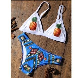KIINI Other - Pineapple bikini