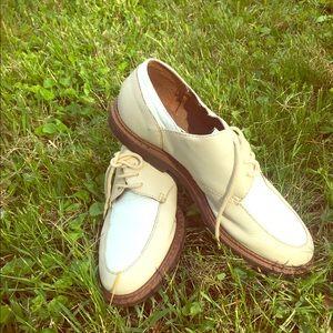 Esprit Shoes - Vintage ESPRIT saddle shoes