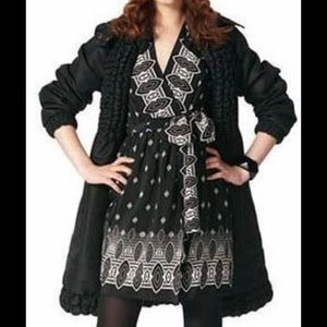 Anna Sui Dresses & Skirts - Silk Wrap Dress Anna Sui for Target