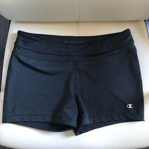 Champion Pants - NWOT champion powertrain spandex shorts