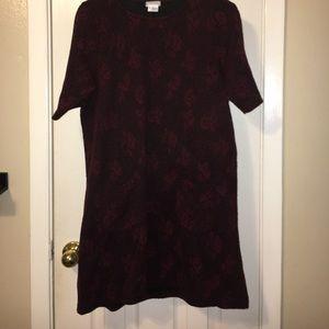 Cooperative Dresses & Skirts - Soft burgundy dress