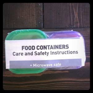Other - 21 day fix containers (only)