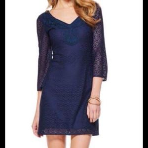 Alden Lace Tunic Dress